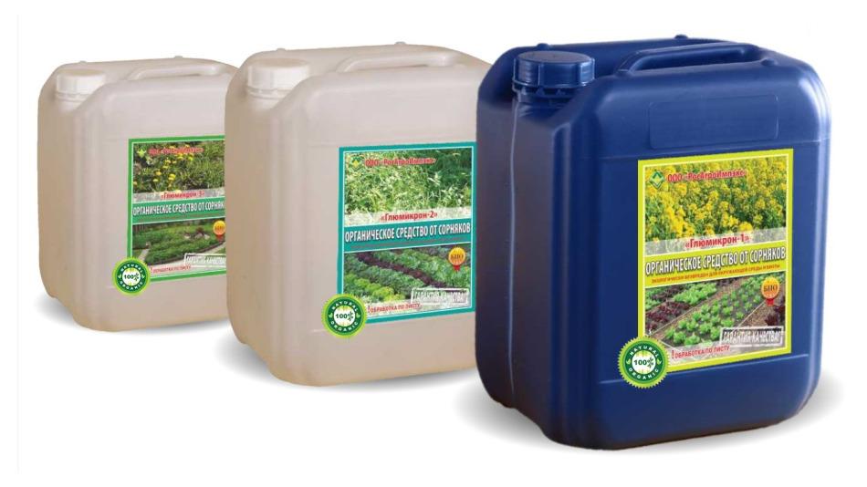 Органические средства от сорняков также можно купить в магазине