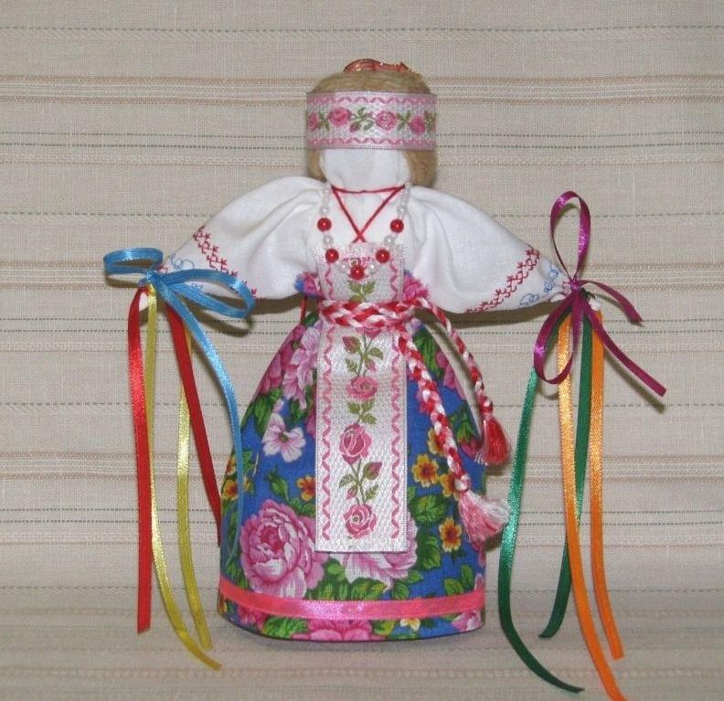 Народная кукла своим и руками 460