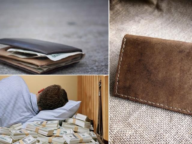 Во сне видеть новый кошелек