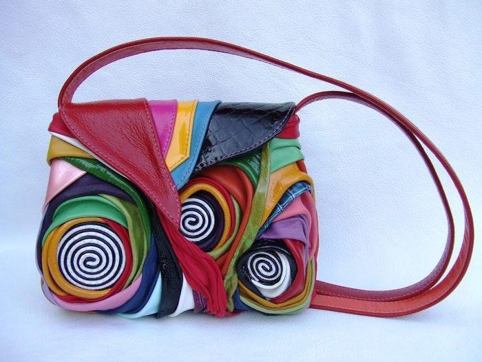 Интересные сумки своими руками