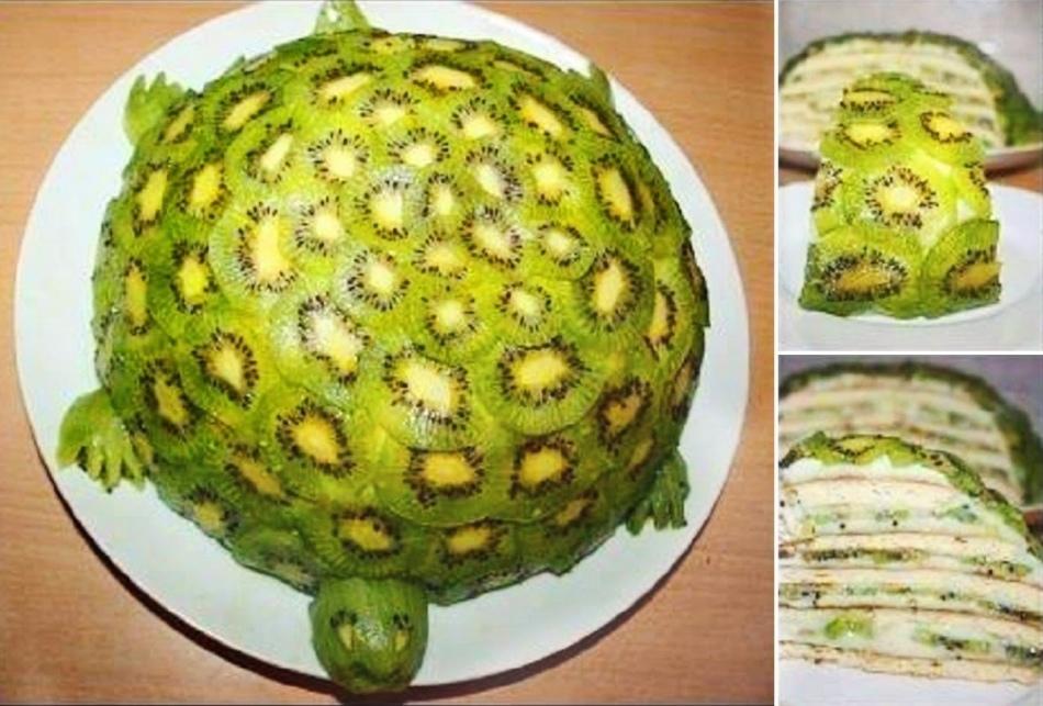 Как сделать елку из желе