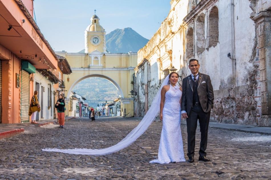 Свадьба в гватемале