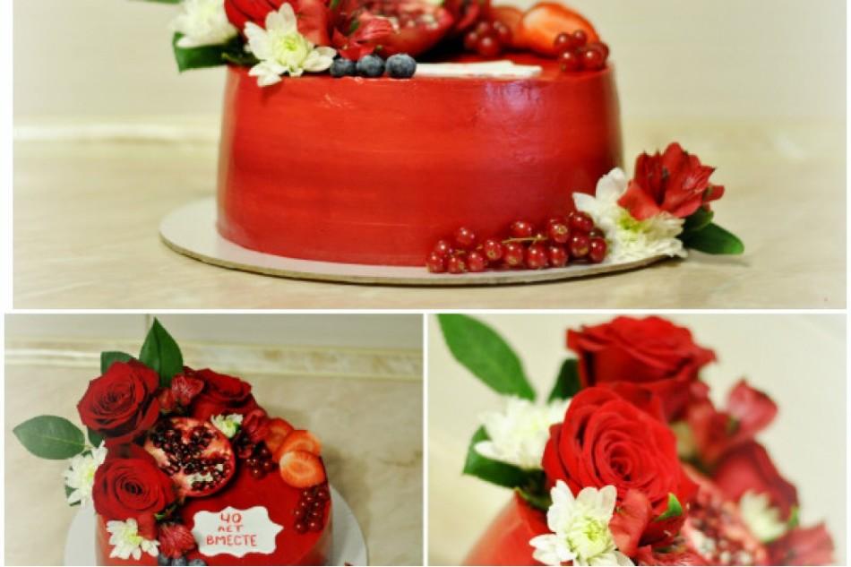 Красивые и трогательные поздравления с рубиновой свадьбой для мужа в стихах и прозе
