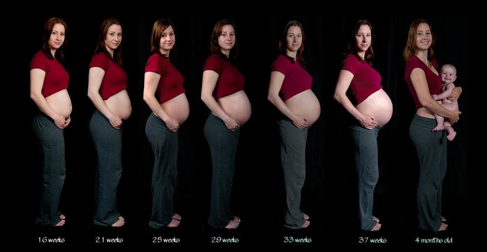 женщины по месяцам