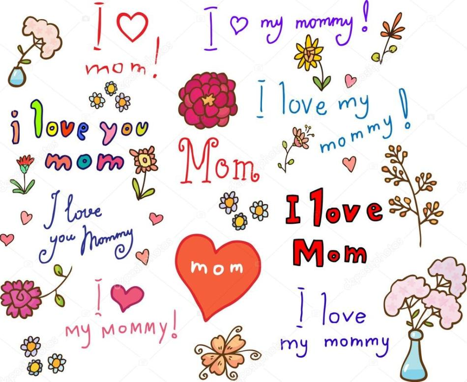Слова благодарности маме