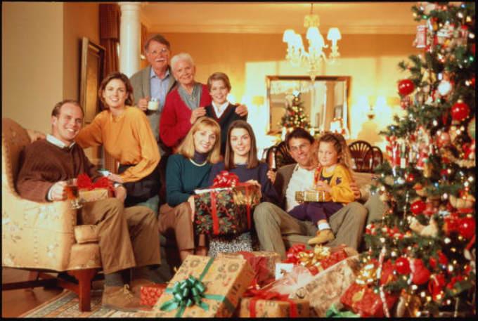 Сценарии домашнего нового года