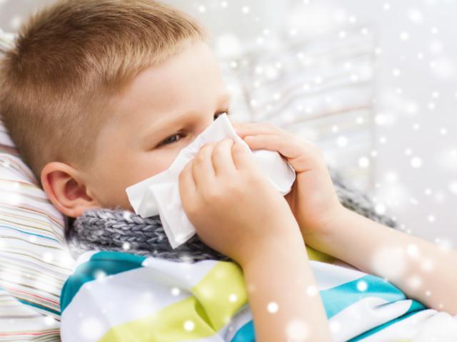 насморк сопли температура болит голова