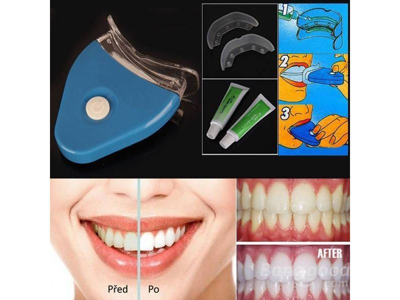 Стоматологический свет для отбеливания зубов