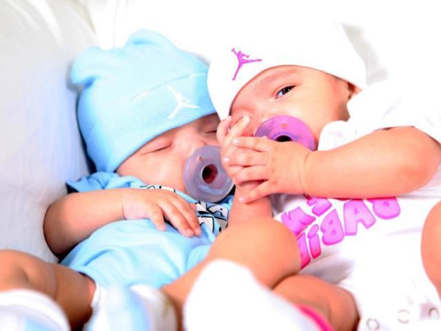 Как сделать так чтобы у тебя родились двойняшки