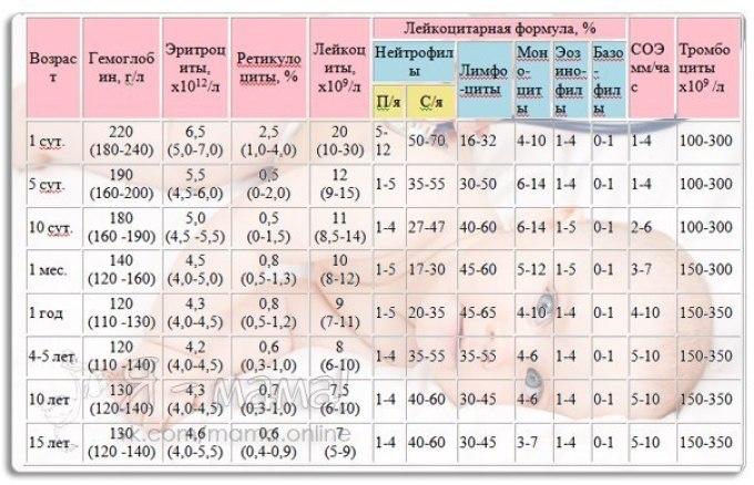 Уровень сахара в крови норма у мужчин после 45 лет