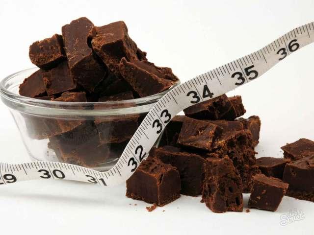 можно ли похудеть на чае и шоколаде
