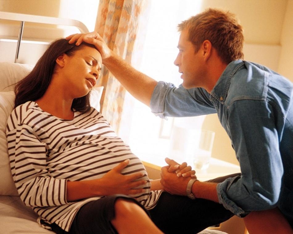 Игры беременная и у схватки