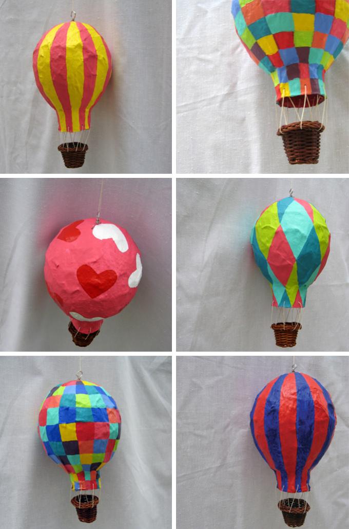 Как сделать воздушный шар своими руками в  503