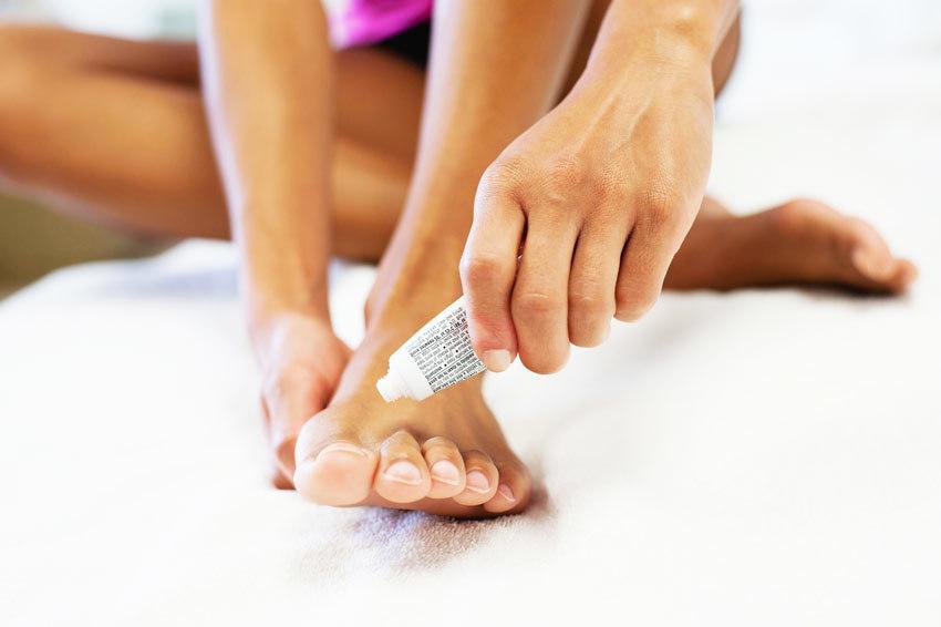 Как смягчить ногти на ногах в домашних условиях