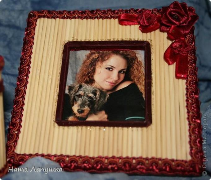 Рамки для фото своими руками для портрета