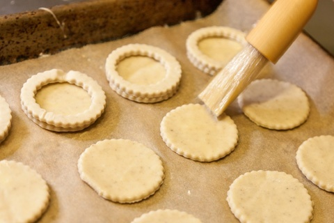 Тарталетки из слоеного теста рецепты с фото