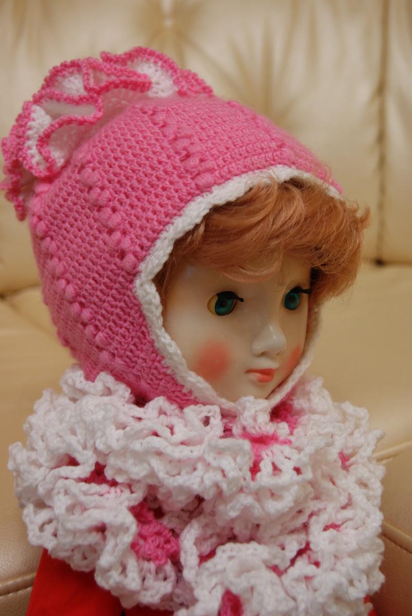 шапка женская летняя сеткой кючком схема