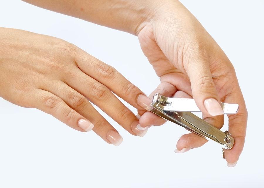 Как снять гелевые ногти в домашних условиях без спиливания 874