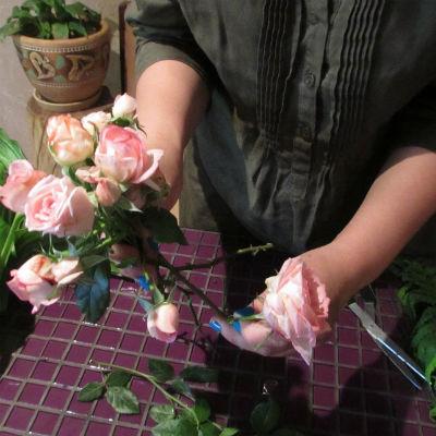 Как сделать букет своими руками без живых цветов