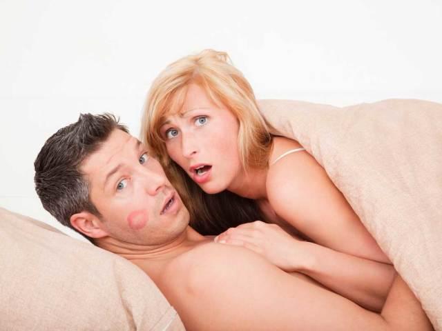 Проверить жену на измену секс