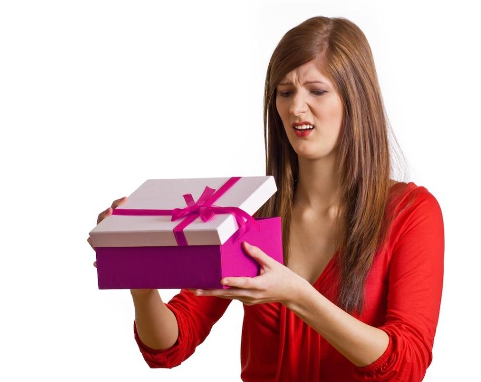 Как принять подарок от девушки 503