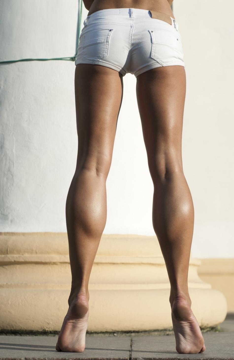 Как похудеть в ногах за неделю