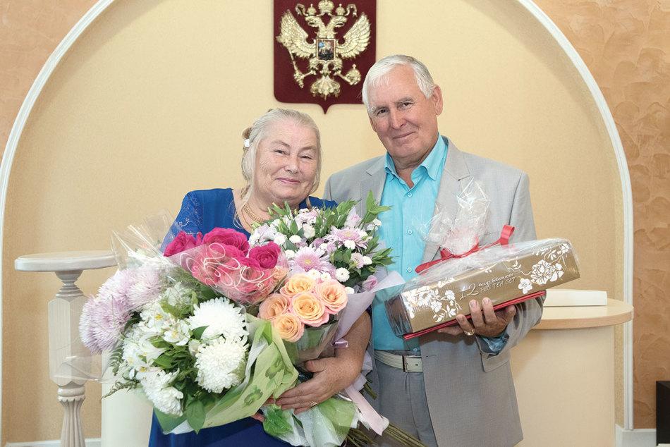 Конкурс на свадьбу бабушке и дедушке