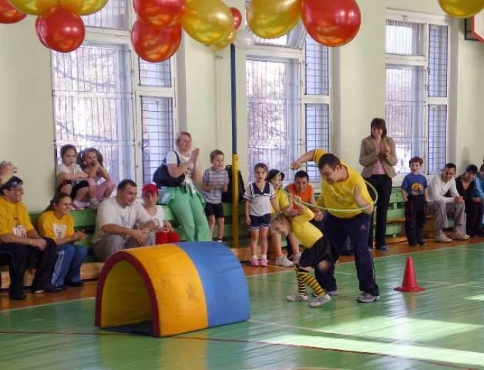 Конкурсы для мам и детей в школе