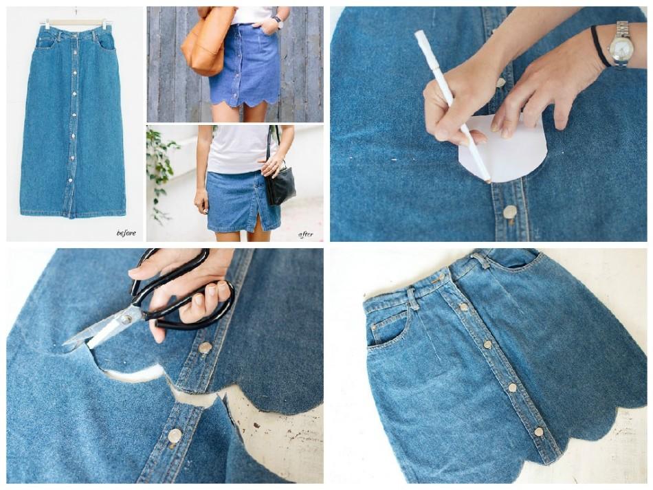 Как сделать старые вещи модными