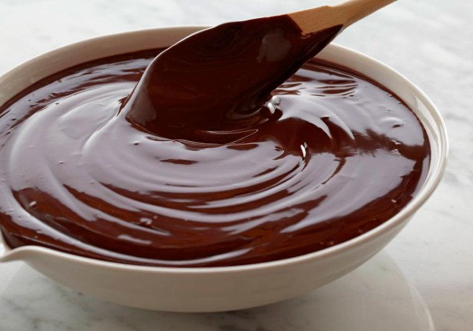 Глазурь из какао рецепт с фото пошагово