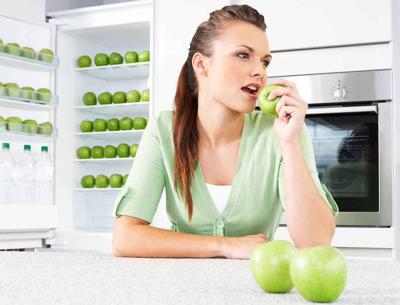 разгрузочная диета на неделю
