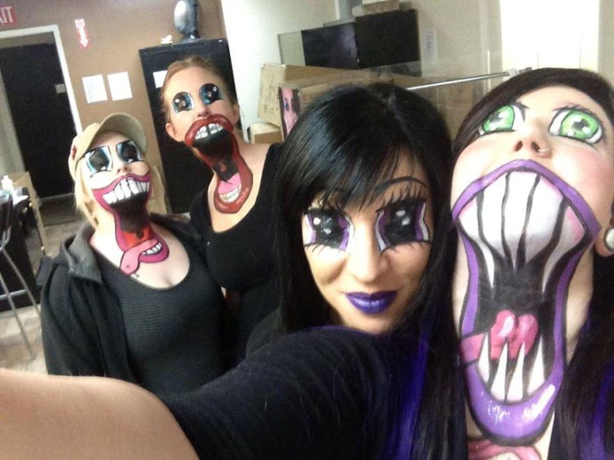Товары на Хэллоуин