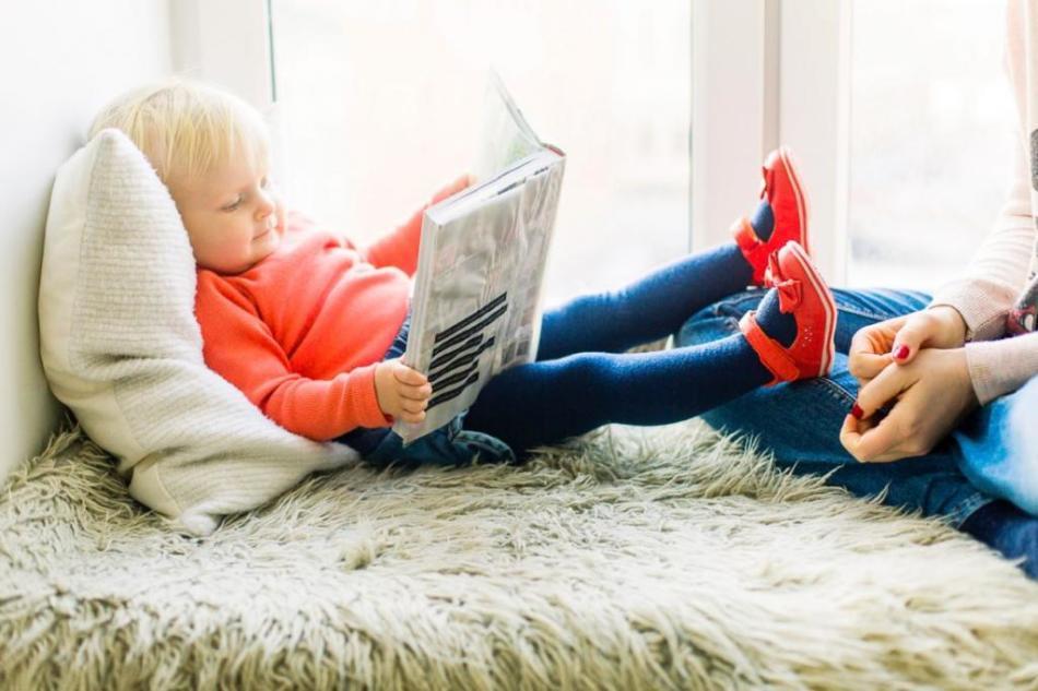 Знакомство с чтением