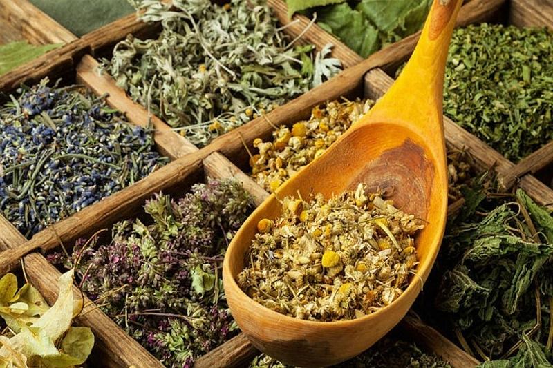 Чаи и травы от запоров