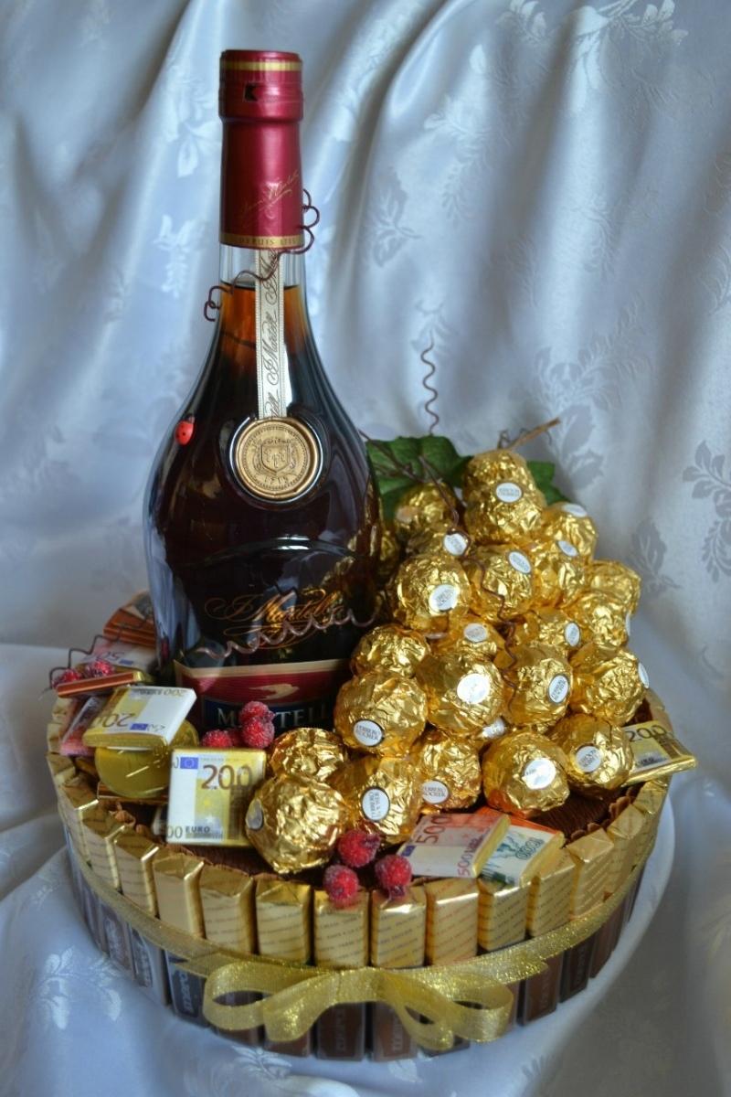 уже букеты из конфет для мужчины на день рождения тропу зла молодого