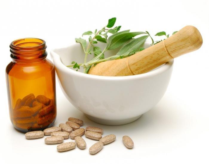 Народная медицина при всд