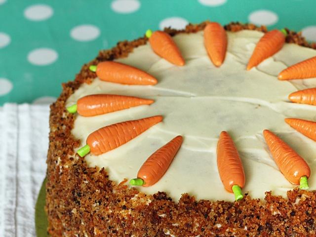 как приготовить морковный пирог в домашних условиях