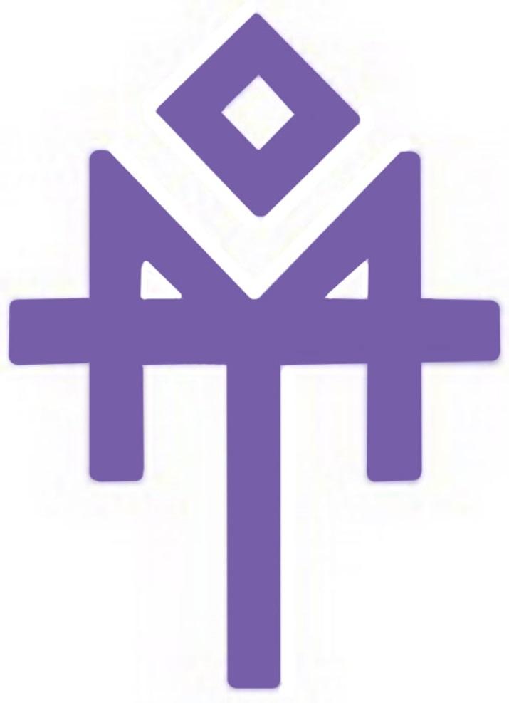 Руна, которую можно нанести в качестве тату как обозначение даждьбога
