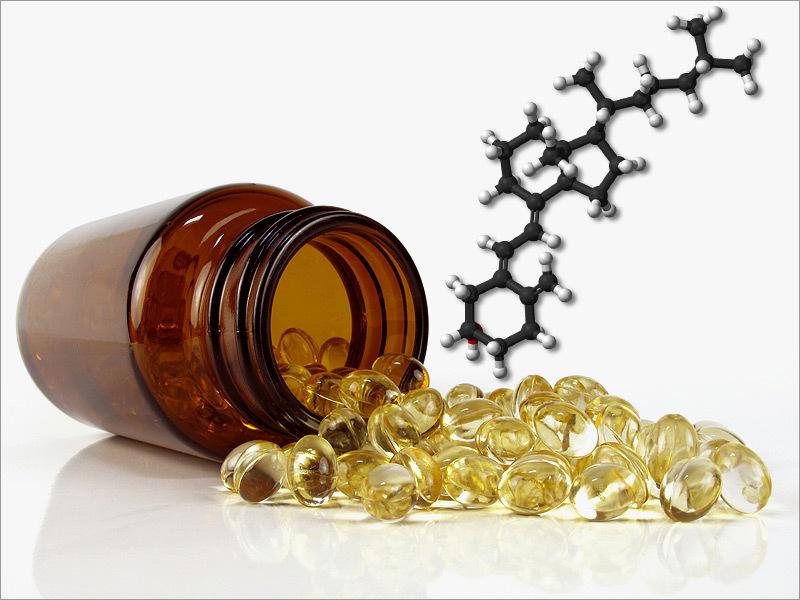 При раннем закрытии родничка врач может назначить витамин д
