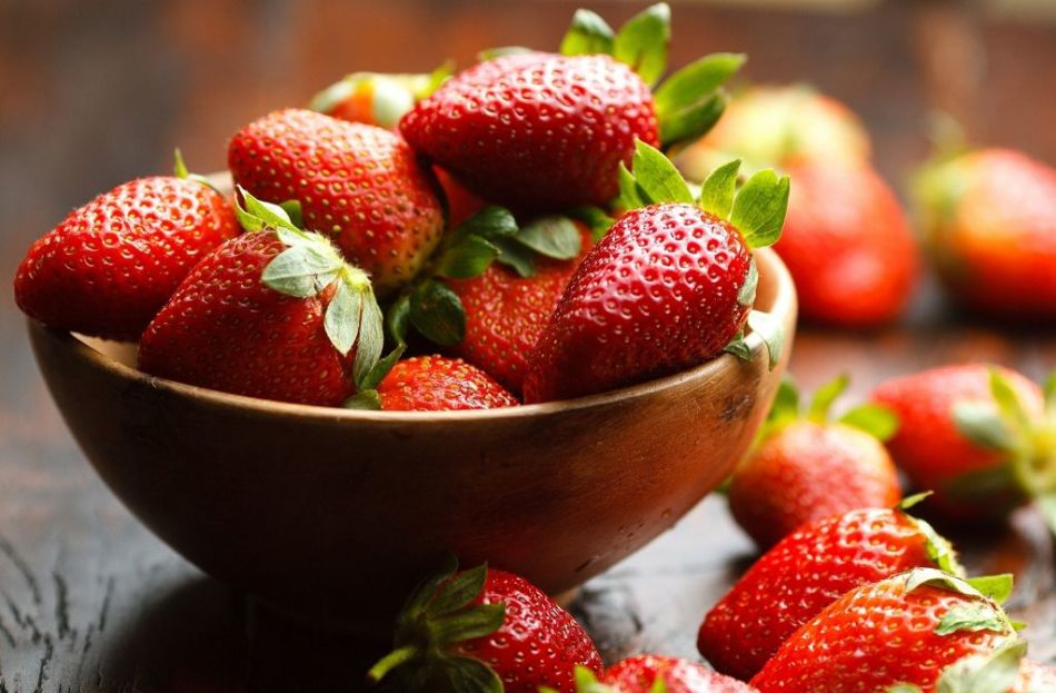 Крупные ягоды для семян