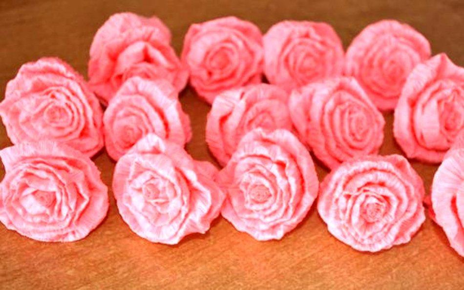 03bf5047a7db32909ab72da23598b5e5 Как сделать розу из бумаги своими руками