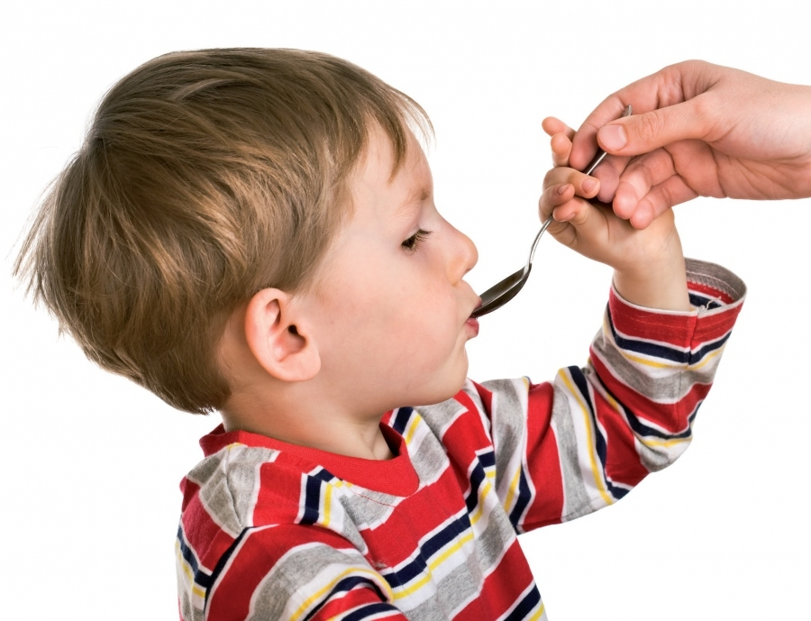 При лечении лямблиоза лекарство назначает врач, согласно возрасту ребенка