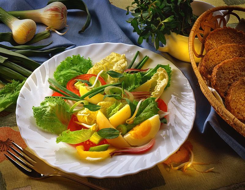 Готовое блюдо с отрицательной калорийностью