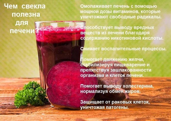 Пейте свекольный сок и ешьте салат из отварной фасоли!