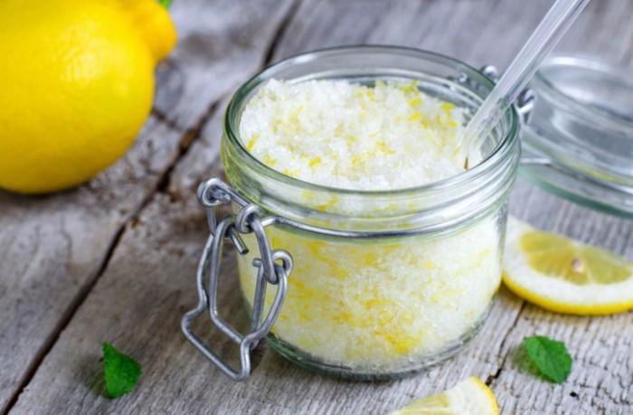 Удаление ржавчины лимонной кислотой