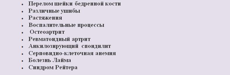 Патологии