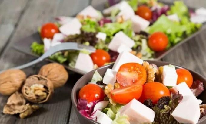 Помните о сбалансированном питании