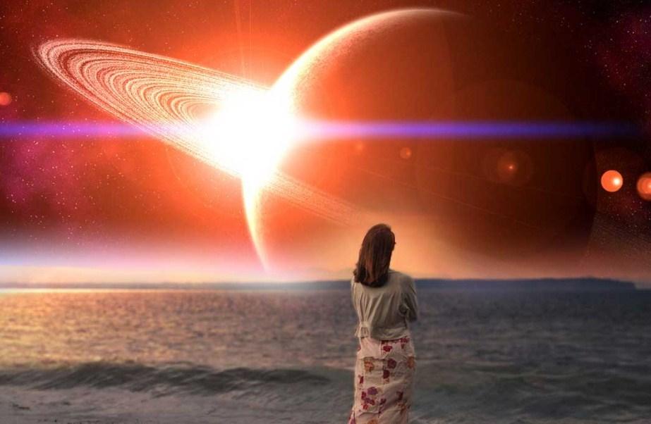 От сатурна люди наделены слабой эмоциональностью
