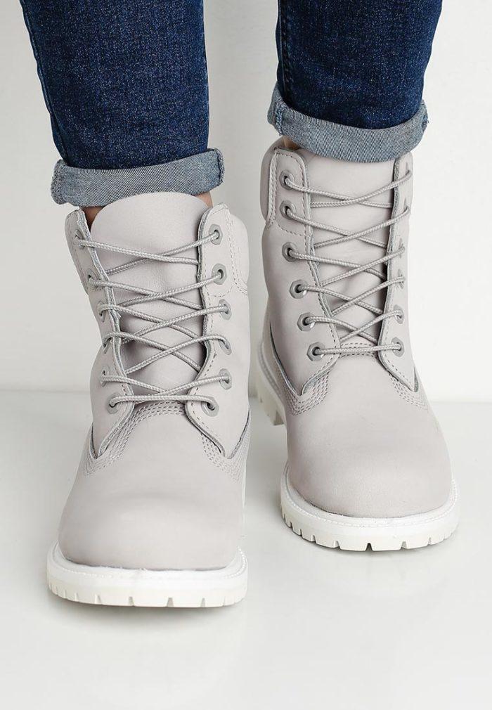Большой выбор цветовых решений тимберлендов в Ламода Качественная обувь  разных цветов в ламода 12ec406029b
