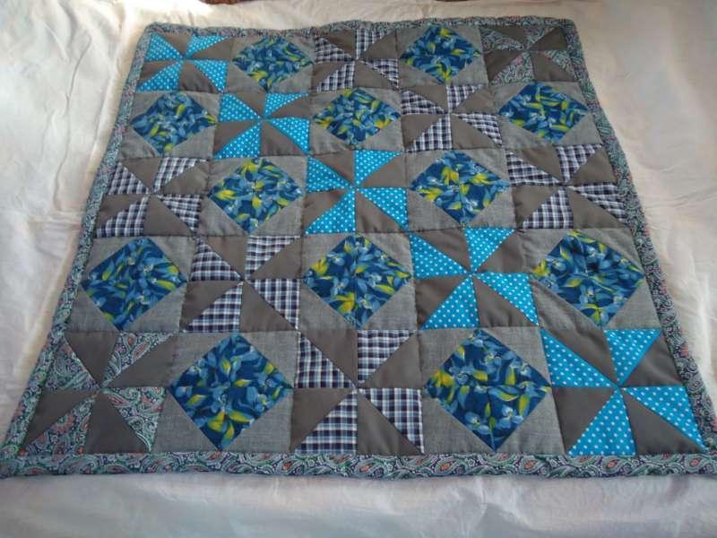 06cb3a48fb2533972cb90635ce98267a Мастер-класс: Шьем лоскутное одеяло в стиле пэчворк